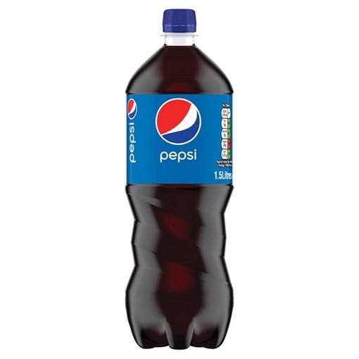 Picture of Pepsi Cola Bottle 1.5L