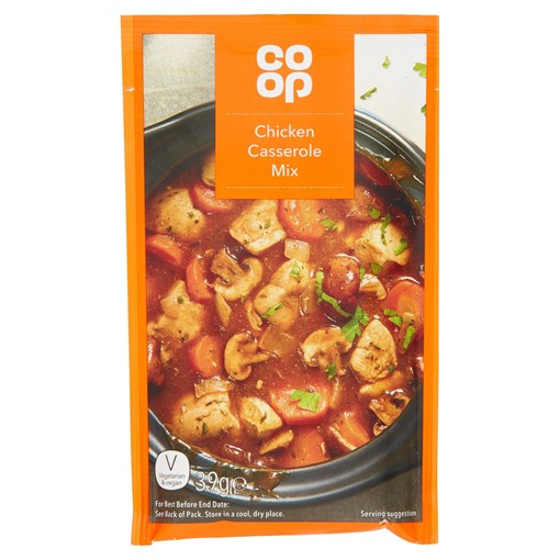 Picture of Co Op Chicken Casserole Mix 39g