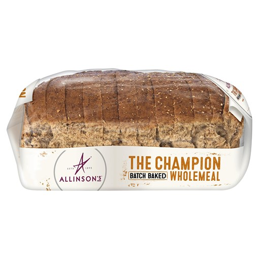 Picture of Allinson's The Champion Wholemeal Batch Bread 650g