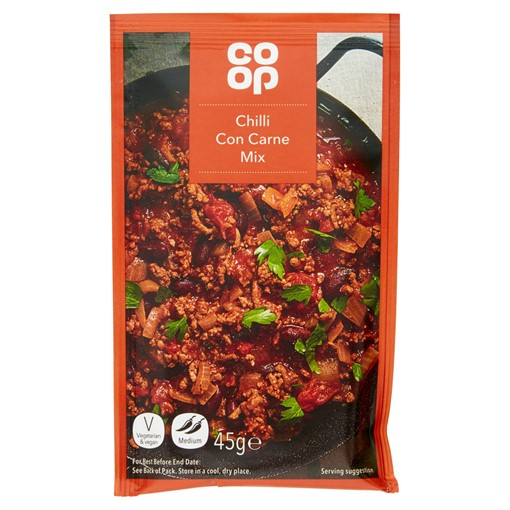 Picture of Co Op Chilli Con Carne Mix 45g