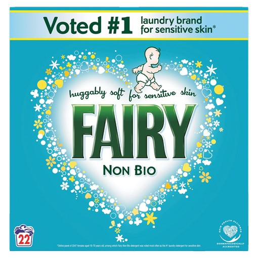 Picture of Fairy Non Bio Washing Powder 1.43Kg 22 Washes