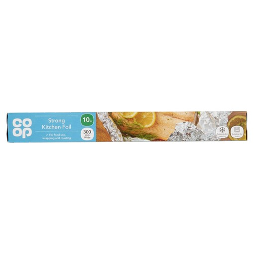 Picture of Co Op 10m Strong Kitchen Foil 300mm Wide