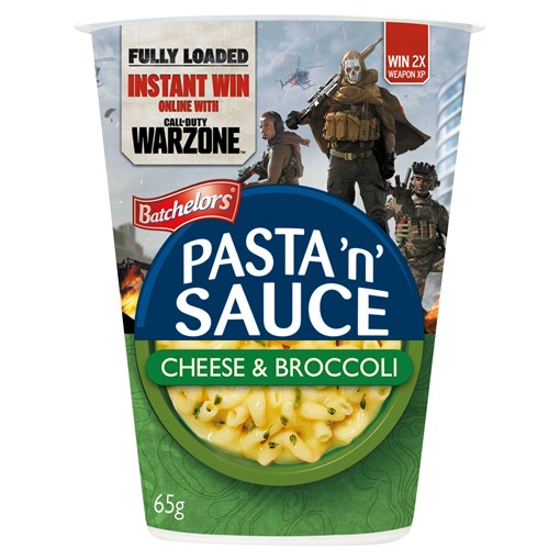 Picture of Batchelors Pasta 'n' Sauce Cheese & Broccoli 65g