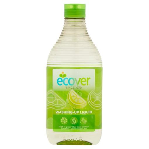 Picture of Ecover Washing-Up Liquid Lemon & Aloe 450ml