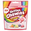 Picture of Skittles Chewies Fruits Sweets Family Size Pouch Bag 196g