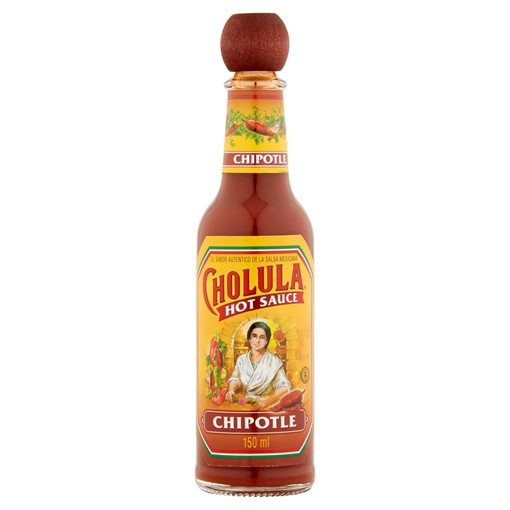 Picture of Cholula Hot Sauce Chipotle 150ml