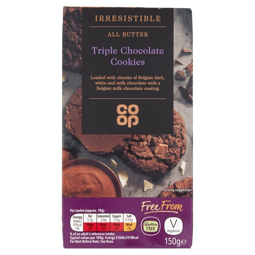 Picture of Co-op Irresistible Free From Triple