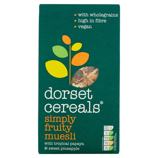 Picture of Dorset Cereals Simply Fruity Muesli 820g