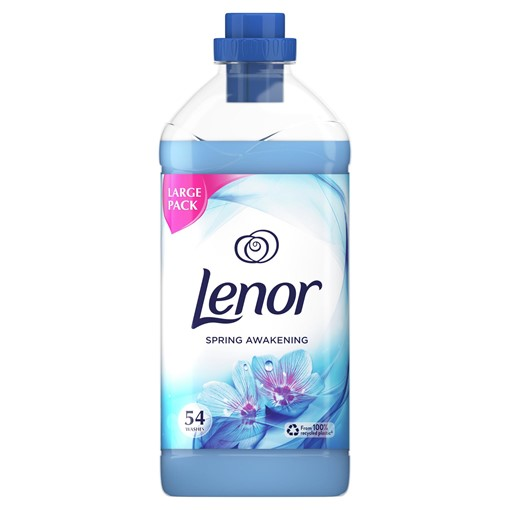 Picture of Lenor Fabric Conditioner Spring Awakening 1.9L 54 Washes