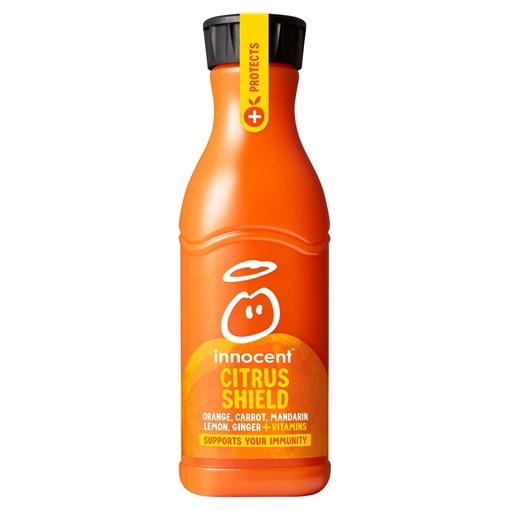 Picture of innocent plus citrus shield juice 750ml