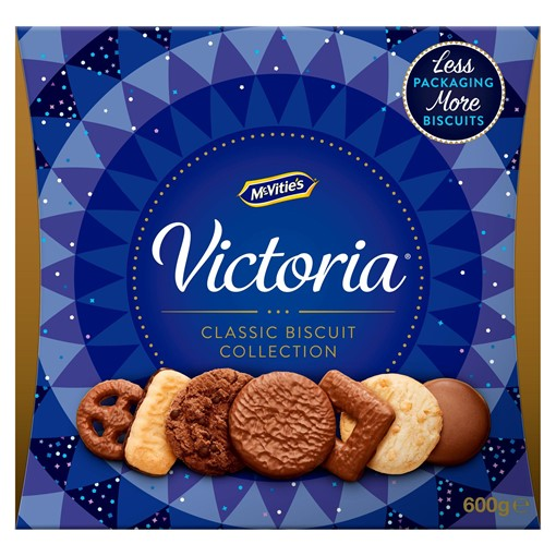 Picture of McVitie's Victoria Classic Biscuit Collection 600g