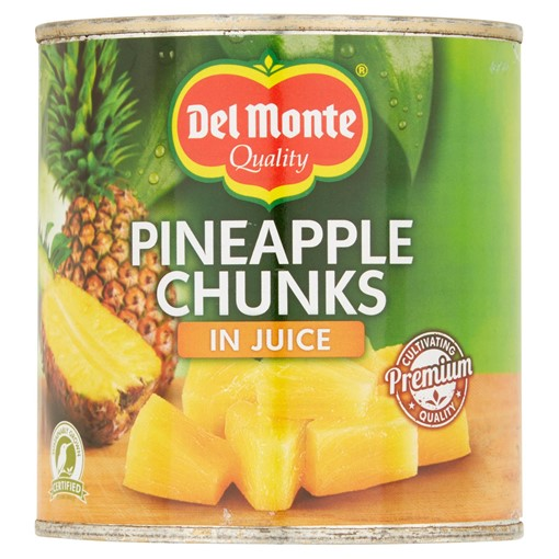 Picture of Del Monte Pineapple Chunks in Juice 435g