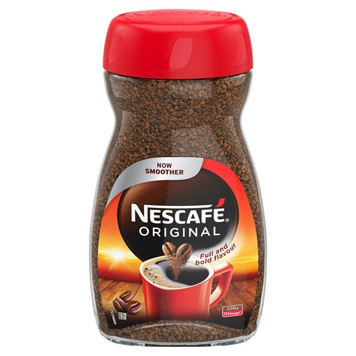 Picture of Nescafe Original Instant Coffee 200g