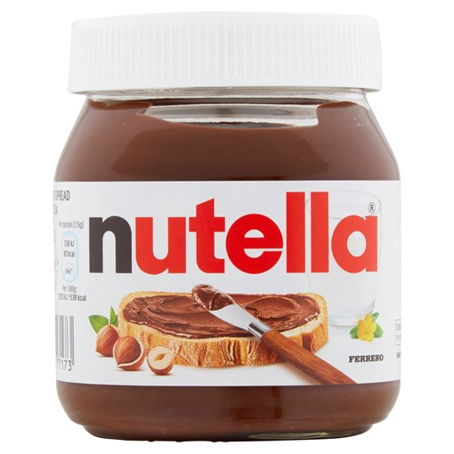 Picture of Nutella Hazelnut and Chocolate Spread 350g