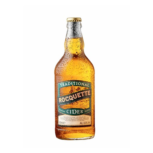 Guernsey Traditional Rocquette Cider 500ml