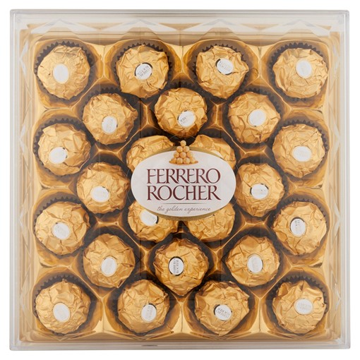 Picture of Ferrero Rocher Gift Box of Chocolate 24 Pieces (300g)