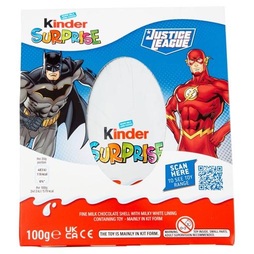 Picture of Kinder Surprise Egg 100g