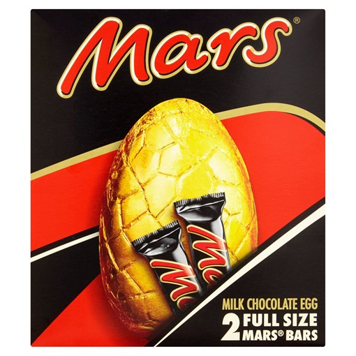 Picture of Mars Chocolate Easter Egg 280g