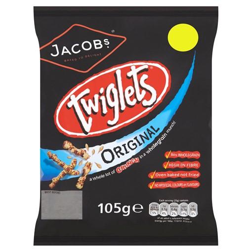 Picture of Jacob's Twiglets Original 105g