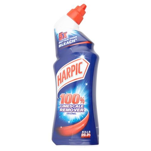 Picture of Harpic 100% Limescale Remover Original 750ml