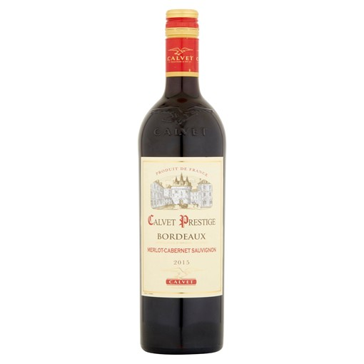 Picture of Prestige de Calvet Merlot Cabernet Sauvignon 75cl