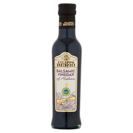 Picture of Filippo Berio Balsamic Vinegar of Modena 250ml