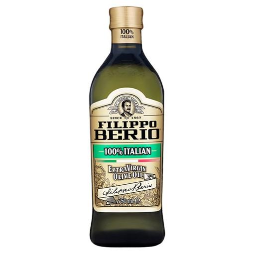 Picture of Filippo Berio 100% Italian Extra Virgin Olive Oil 750ml