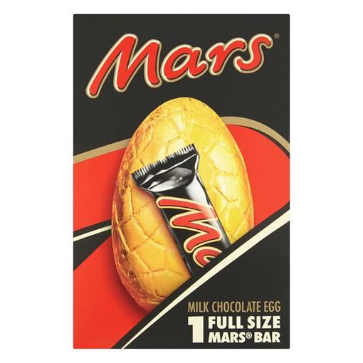 Picture of Mars Medium Egg 141G