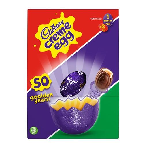 Picture of Cadbury Creme Egg Large Egg 233G