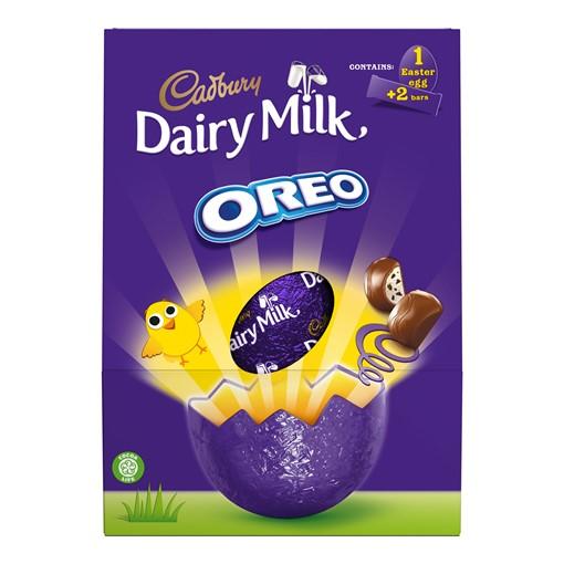 Picture of Cadbury Oreo Large Egg 233G