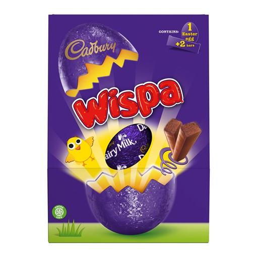 Picture of Cadbury Wispa Large Egg 224G