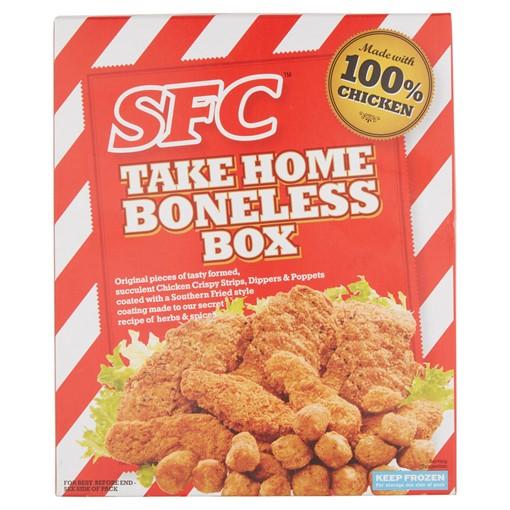 Picture of SFC Take Home Boneless Box 625g