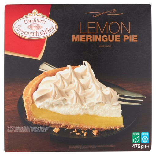 Picture of Conditorei Coppenrath & Wiese Lemon Meringue Pie 475g