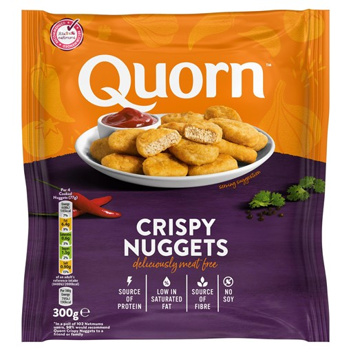 Picture of Quorn Crispy Nuggets 300g