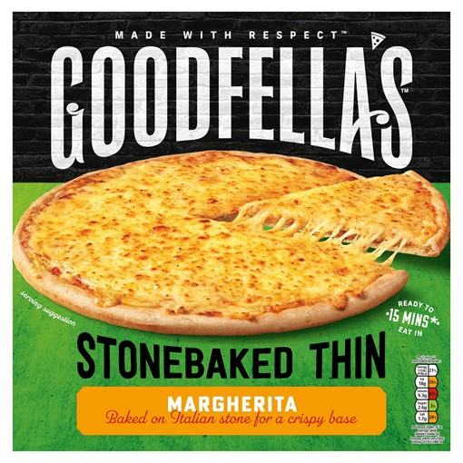 Picture of Goodfella's Stone Baked Thin Margherita 345g