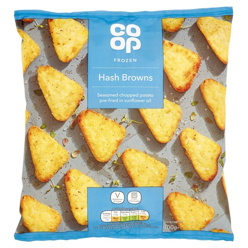 Picture of Co-op Hash Browns 700g