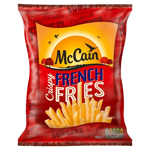 Picture of McCain Crispy French Fries 900g