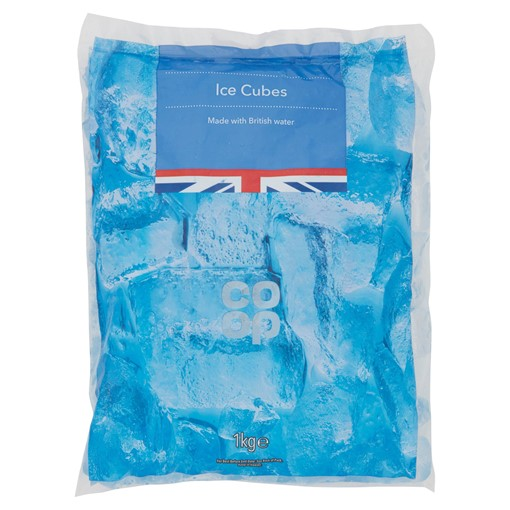 Picture of Co-op Ice Cubes 1kg