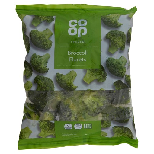 Picture of Co-op Frozen Broccoli Florets 750g