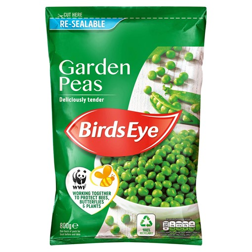 Picture of Birds Eye Garden Peas 800g