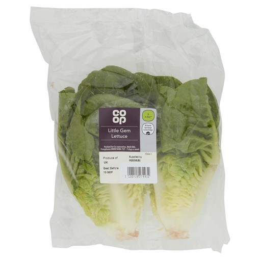 Picture of Co-op Little Gem Lettuce