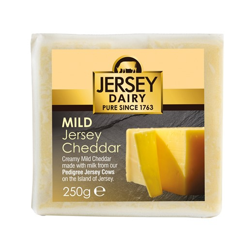 Picture of Jersey Mild Chedda Cheese 250g