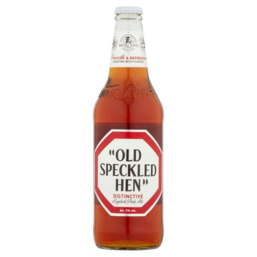 Picture of Old Speckled Hen Distinctive English Pale Ale 500ml
