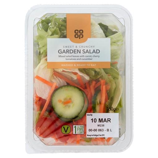 Picture of Co-op Garden Salad 160g