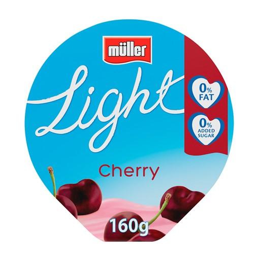 Picture of Muller Light Cherry 160G