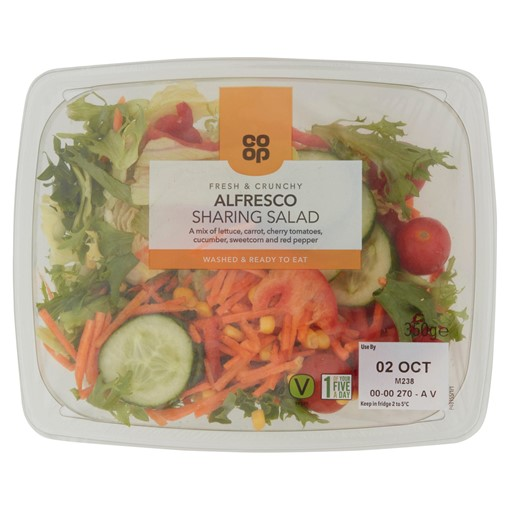 Picture of Co-op Alfresco Sharing Salad 350g