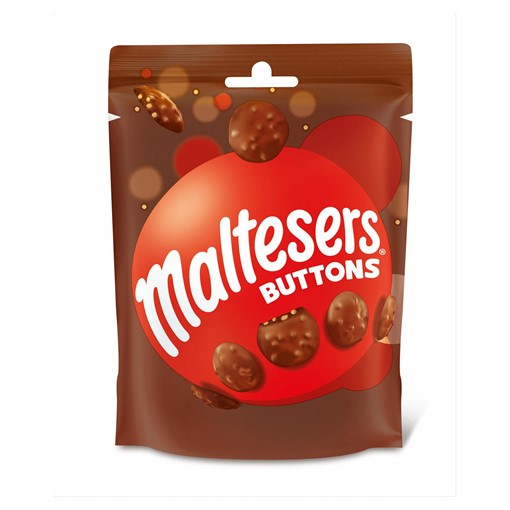 Picture of Maltesers Buttons Chocolate Pouch Bag 102g