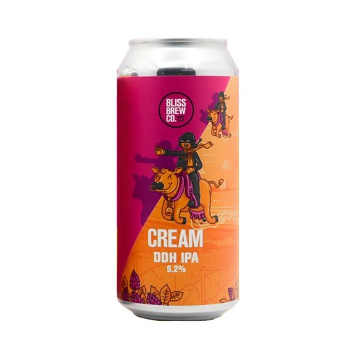 Picture of Bliss Cream DDH IPA