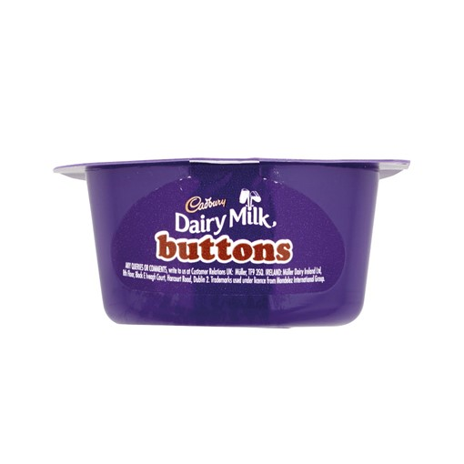 Picture of Cadbury Buttons Twin Pot 85G
