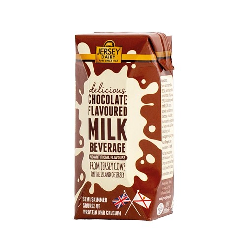 Picture of Jersey Chocolate Milk 200ml